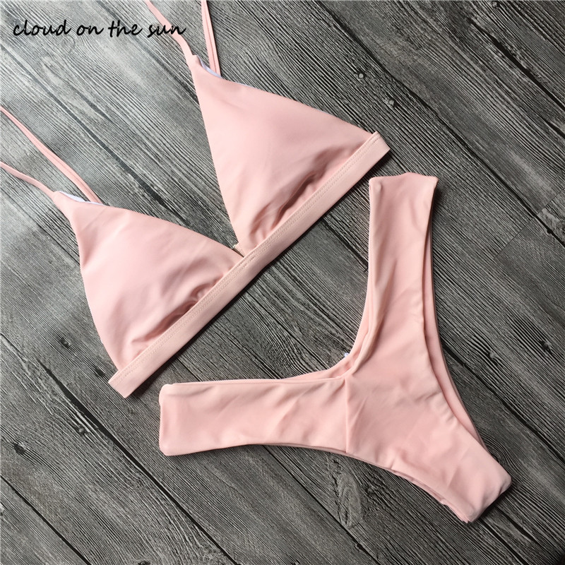 HTB190ALRXXXXXabaXXXq6xXFXXX3 - FREE SHIPPING Bikini Set  Swimsuit Three-Dimensional Pink Flowers JKP338