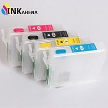 73N T0731 Refillable Cartridge for Epson CX5900 T40W TX205 TX209 TX409 TX419 TX300F CX4900 CX3905 TX100 TX110 Printer