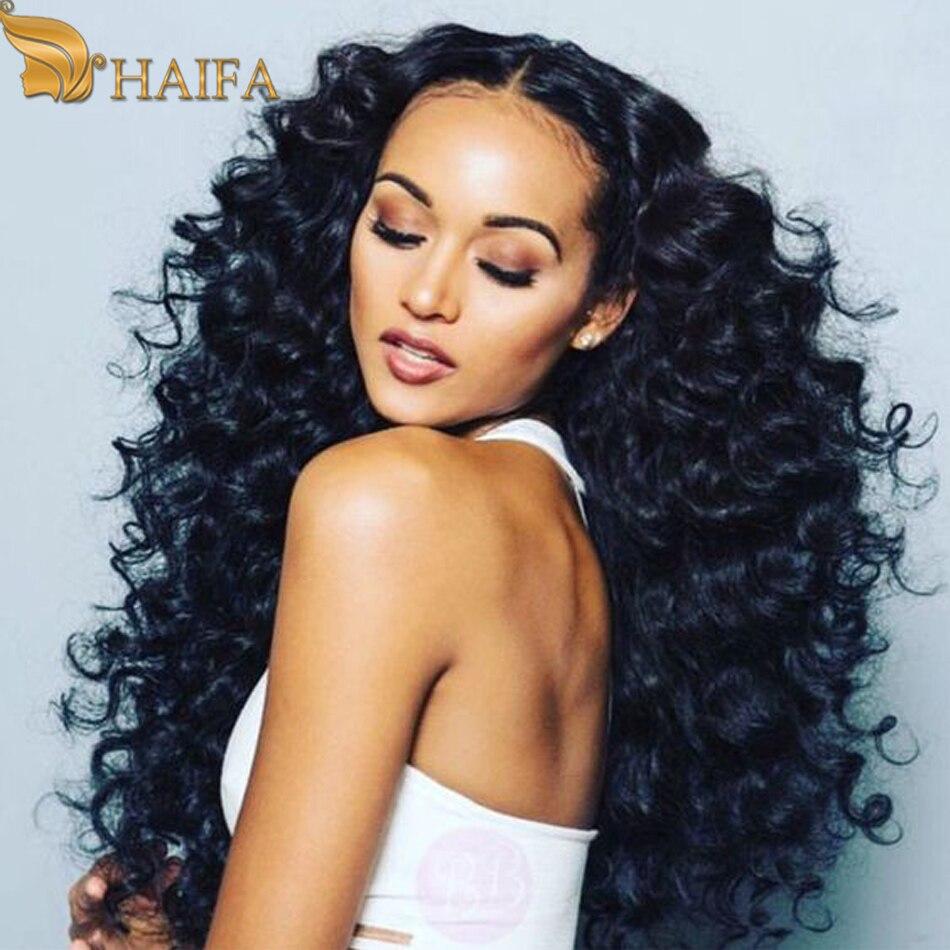 Peruvian Virgin Hair Deep Curly 100 Percent Human Hair