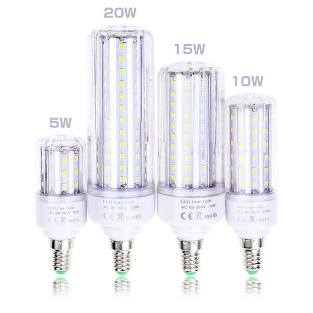 E14 E27 LED lamp 5W 10W 15W 20W 110V 220V LED Lights Led Bulb bulb light lighting high brighness