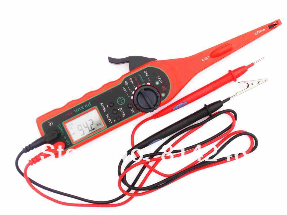 Automotive circuit tester, new multimeter, circuit tester package for basic engineering circuit analysis 7th edition circuit solutions new problem supplement