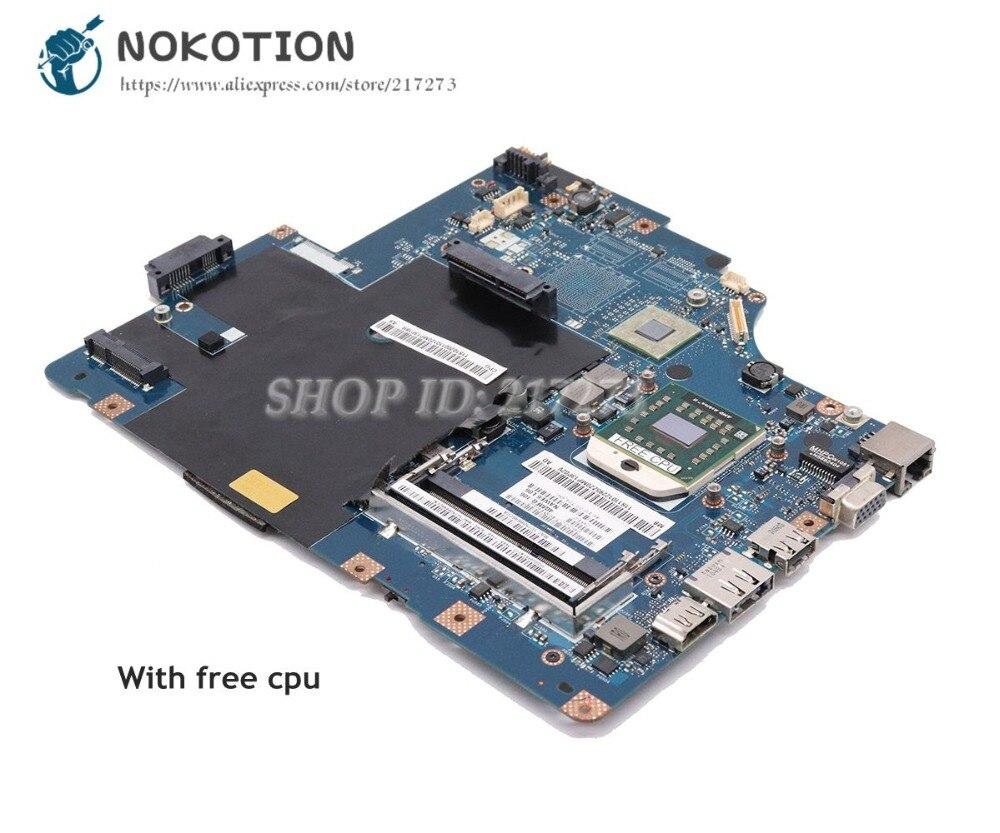 NOKOTION pour Lenovo G565 Z565 ordinateur portable carte mère LA-5754P carte principale 11S69038329 Socket S1 DDR3 avec CPU gratuit