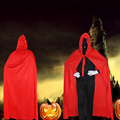 2016 Fashion Horrible Hooded Cloak Coat Wicca Robe  Cape Shawl Halloween Party Cosplay Costums Vampire Cloak For Adult Hot Sale