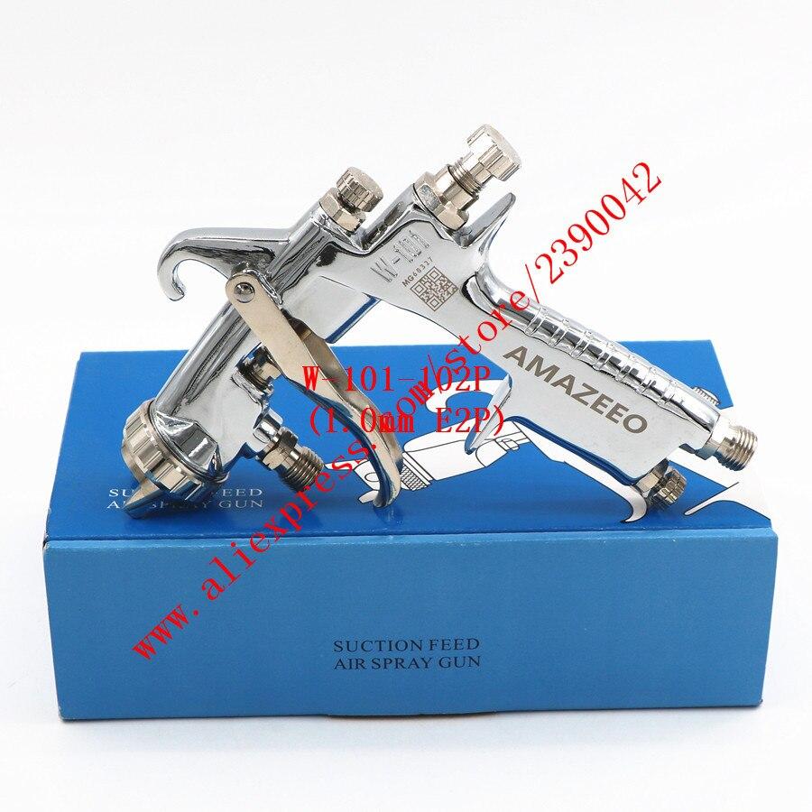 Original HVLP W101 Handle W 101 Spray Gun Pressure Feed Type 1 0 1 3 1