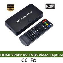 Ezcap295 GDCP декодер OBS Live захват hd-видео Pro HDMI 1080 P Регистраторы USB флэш-диск воспроизведения для Xbox 360 PS3 PS4 компьютерной приставки к телевизору