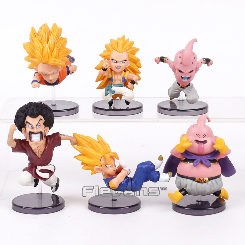 Dragon Ball Z Super Flying Son Goku Vegeta Piccolo Frieza Cell Trunks Wcf Dbz 12 Hc Flight Status Action Figure Model Toy Buy One Give One Toys & Hobbies