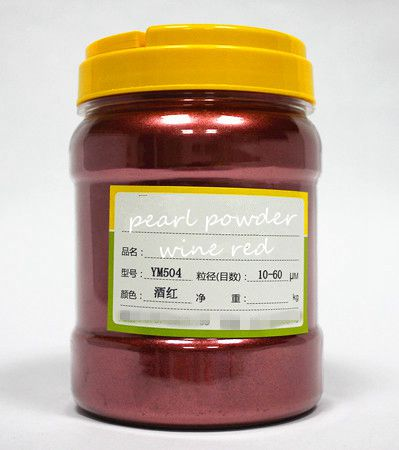 500 г бесплатно фиолетовый цвет натуральная минеральная пудра MICA порошок сделай сам для мыла краситель для мыла макияж тени для век порошок пигмент для окрашивания автомобиля - Цвет: wine red