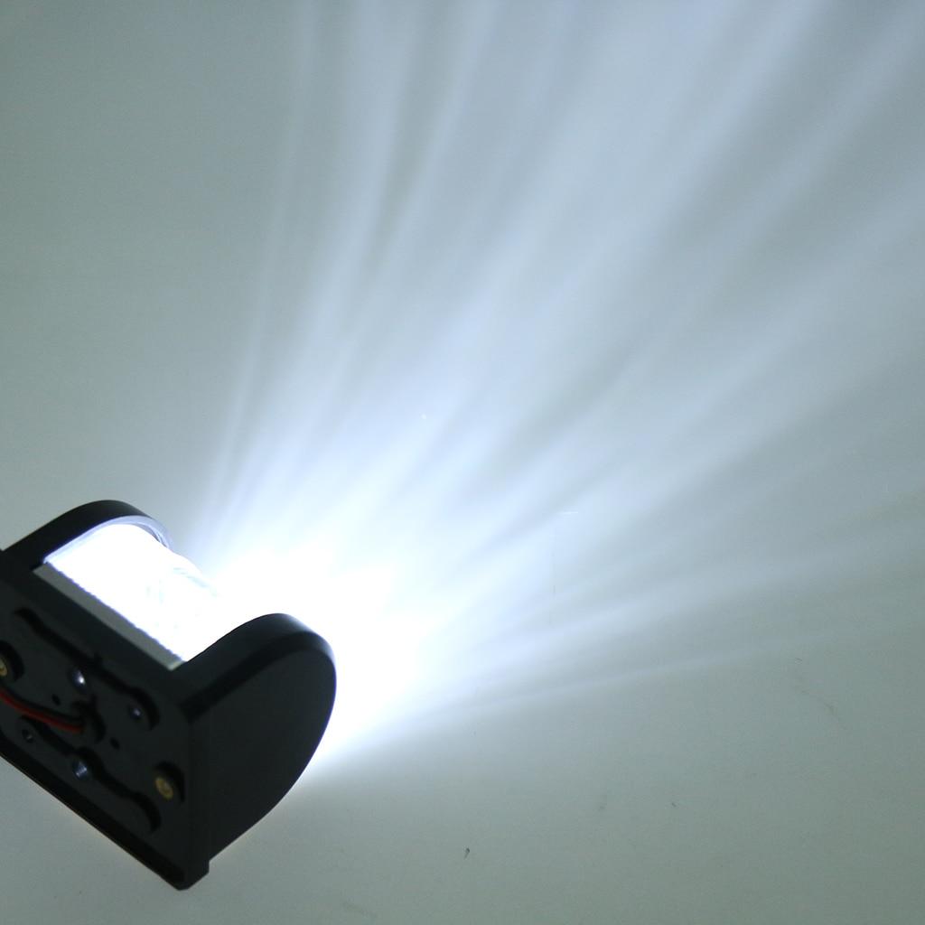 Водонепроницаемый мини лодка Masthead/кормовой белый светодиодный светильник навигации 12V 2NM