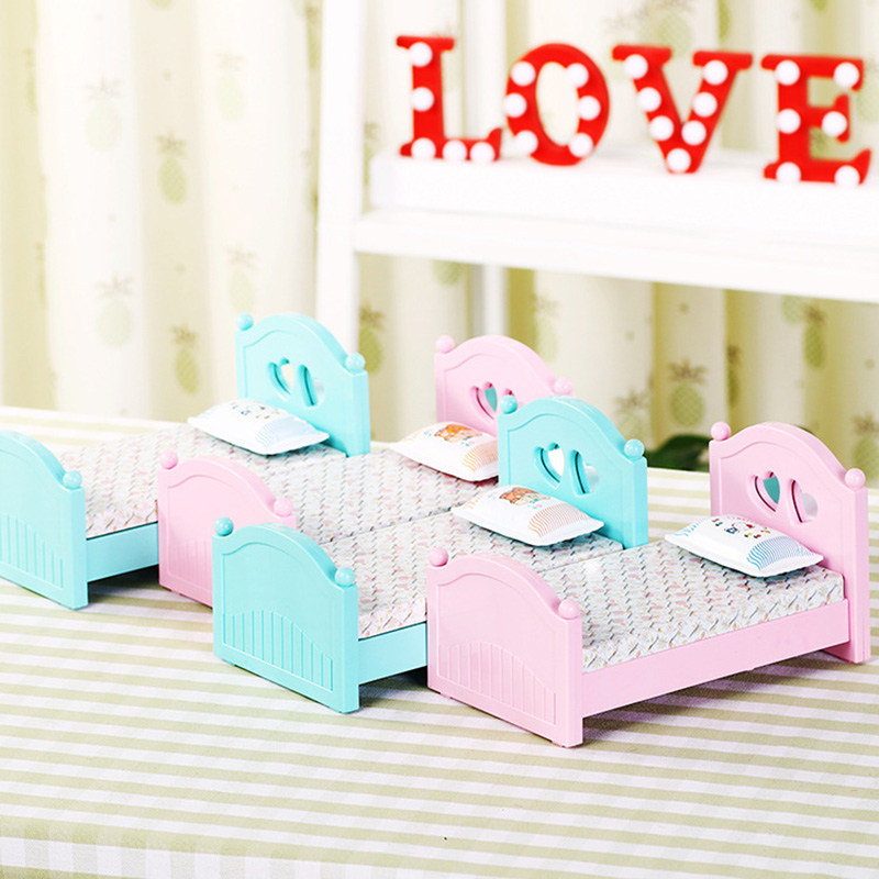 Multi-functional Mirror Jewelry Box Mechanism Music Box Ballerina Bed Model Music Box Jewelry Box Craft For Valentines Day Gift