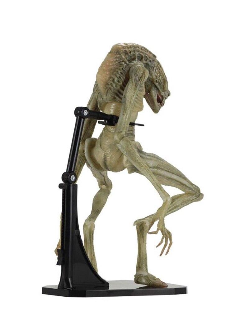 Original NECA Aliens Vs prédateur Figure Alien résurrection Delune nouveau-né figurine jouet horreur Halloween cadeau