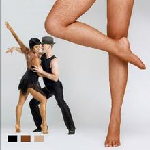 Free Shipping Discount High Quality Hard Stretch Professional Latin Fishnet Dance Tights Ballroom Dress For Women