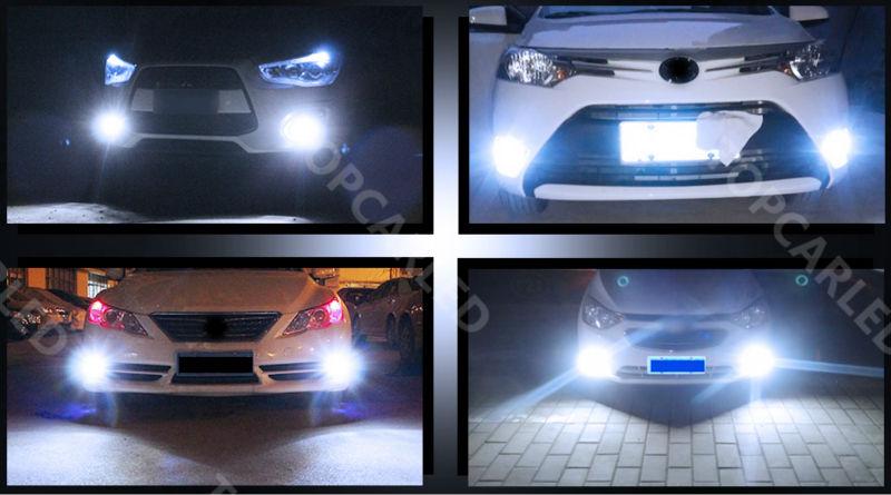 Led H7 Lampen : Neue h watt high power led auto auto fahren nebelschluss