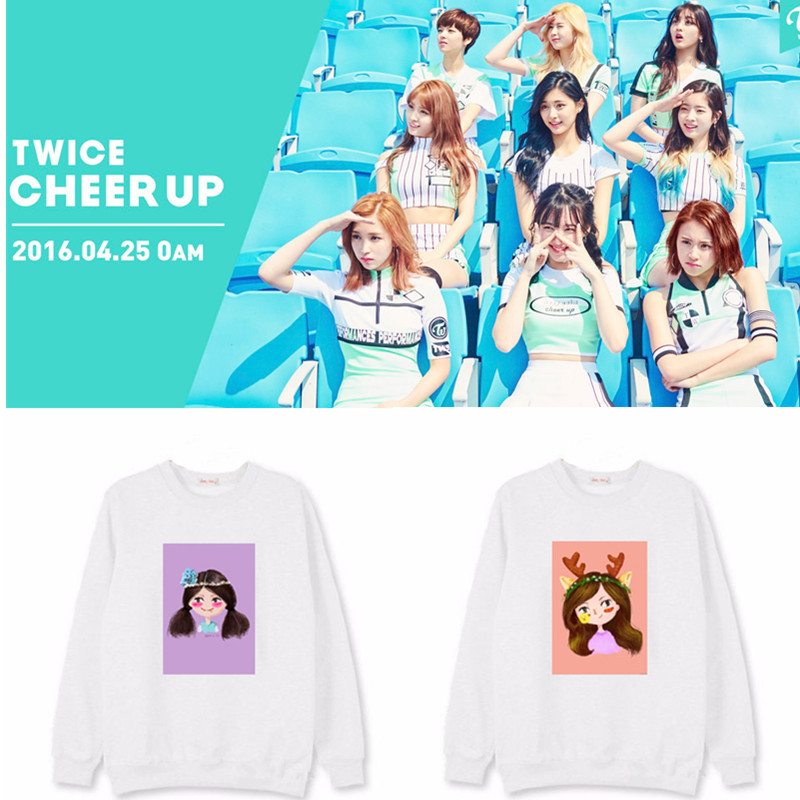 Twice Sweater With The Same Paragraph Head Round Neck Spring And Autumn Thin Men And Women Dropshipping