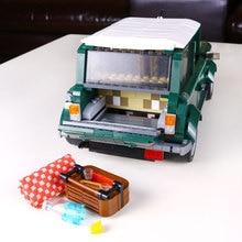 Mini Cooper Model Building Car