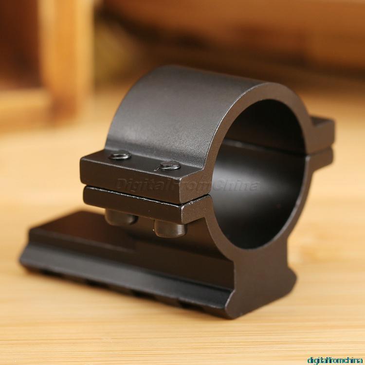 Hoge kwaliteit vat mount legering zicht scope vat ring 25.4mm 1 - Jacht - Foto 2