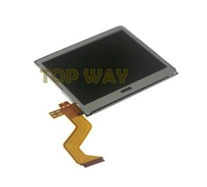 Image 2 - ChengChengDianWan הטוב ביותר למעלה עליון LCD תצוגת החלפת מסך עבור Nintendo DS Lite עבור DSL לndsl DSLite