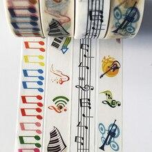 Music Note Scrapbook Tape