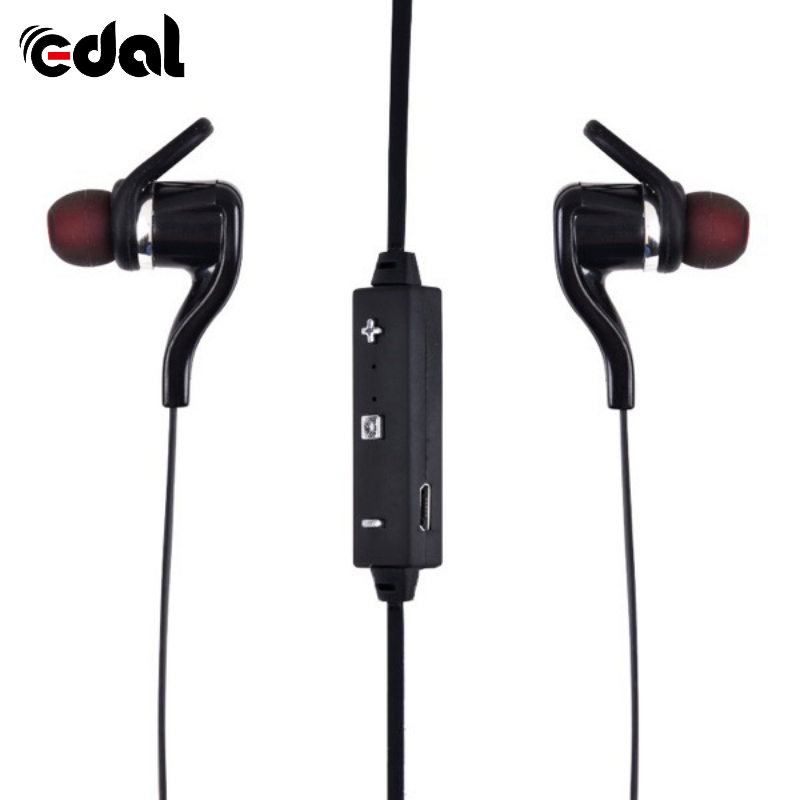 Bluetooth 4.0 Stereo Headset Headphones Voice Music Control Wireless Sports Earphone With NFC