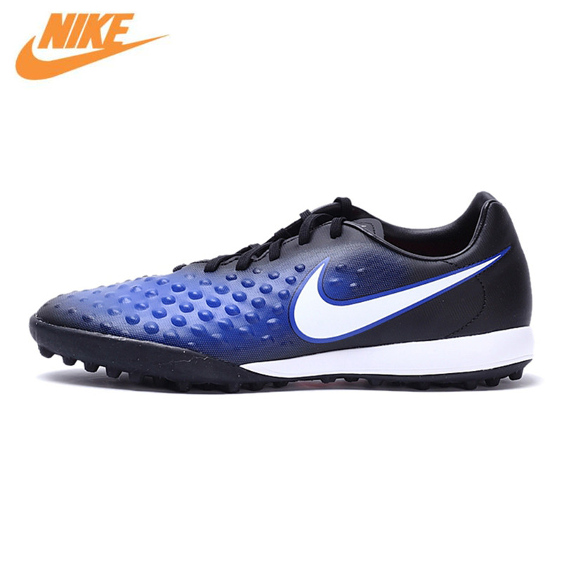 Nike New Arrival 2017 MAGISTAX ONDA II TF Men's Comfortable Football Shoes Soccer Shoes 844417-808 tiebao a13135 men tf soccer shoes outdoor lawn unisex soccer boots turf training football boots lace up football shoes