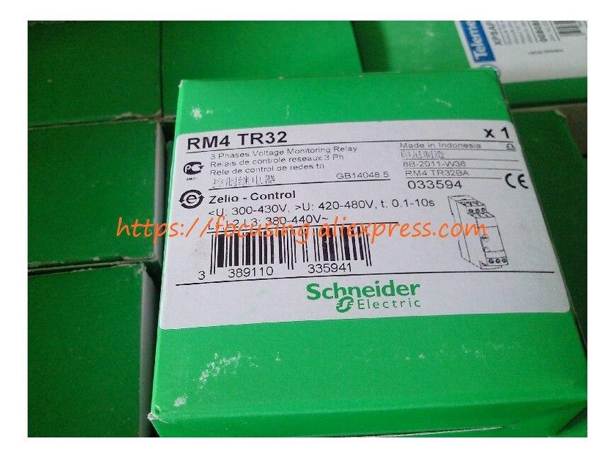 все цены на Schneider RM4-TR32 Original RM4TR32 онлайн