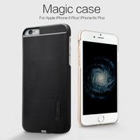 NILLKIN QI Wireless Charging Receiver Magic Case For IPhone 6 Plus Wireless Charging Receiver Back Cover