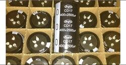 Хорошее качество фото флэш-конденсатор 400V 2500 мкФ 45*85 мм