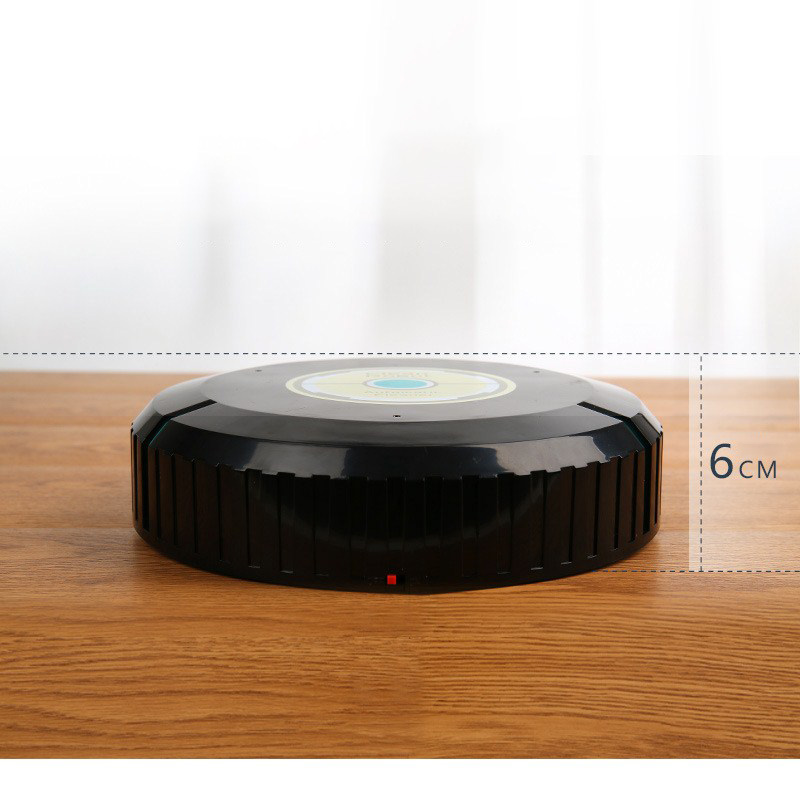 Home Auto Cleaner Robot Microfiber Smart Robotic Mop Floor Dust Sweeper Vacuum Cleaner Automatically  Household Cleaning Tool (6)