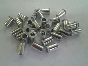 SOA-8143-10  Thru-hole  unthreaded  standoffs,  aluminum 6061,nature ,PEM standard,in stock, Made in china,