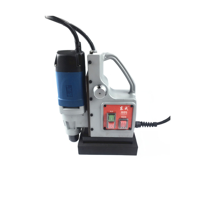 Magnetic Bench Drill J1C-FF-30 High Power Multi-function Magnetic Drill Drill Hole 30mm Metal Drill Press 900 W
