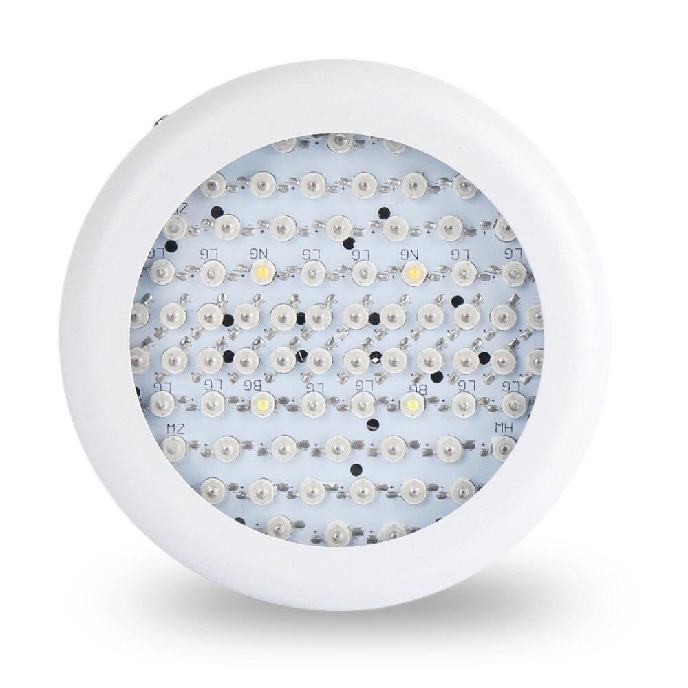 Пълен спектър 216W НЛО LED растеж - Професионално осветление - Снимка 2
