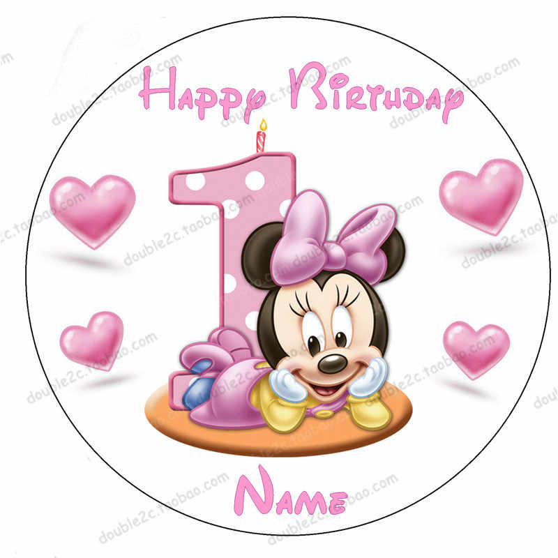 Terrific Edible Paper For Cake Topper With Name Baby Shower Girl 8 Baby Personalised Birthday Cards Petedlily Jamesorg