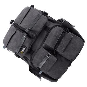 Image 4 - Borsa per fotocamera di alta qualità NATIONAL geografica NG W5070 zaino per fotocamera borsa da viaggio per esterno originale (versione Extra spessa)
