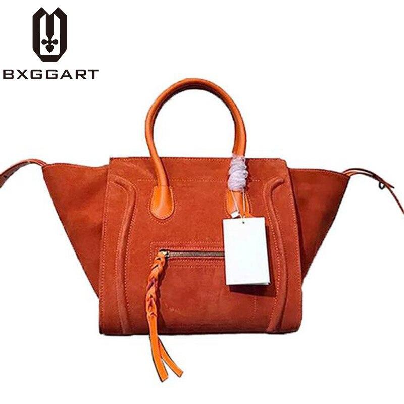 Geniune Leather Luxury Handbags Women Bags Designer Sac a Main Femme De Marque B