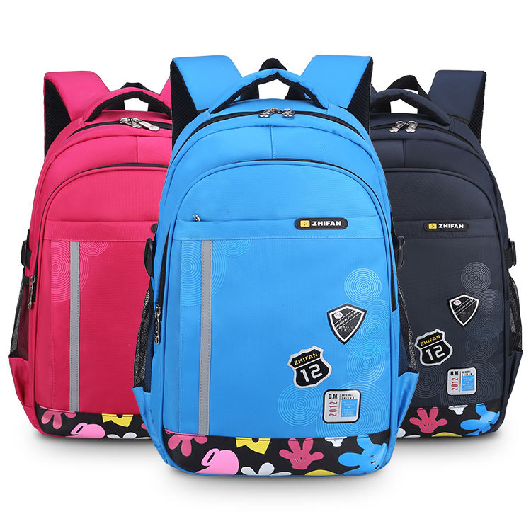 Warterproof children school bags kids orthopedic Backpack schoolbags child School backpacks Boys&Girls Primary School backpacks