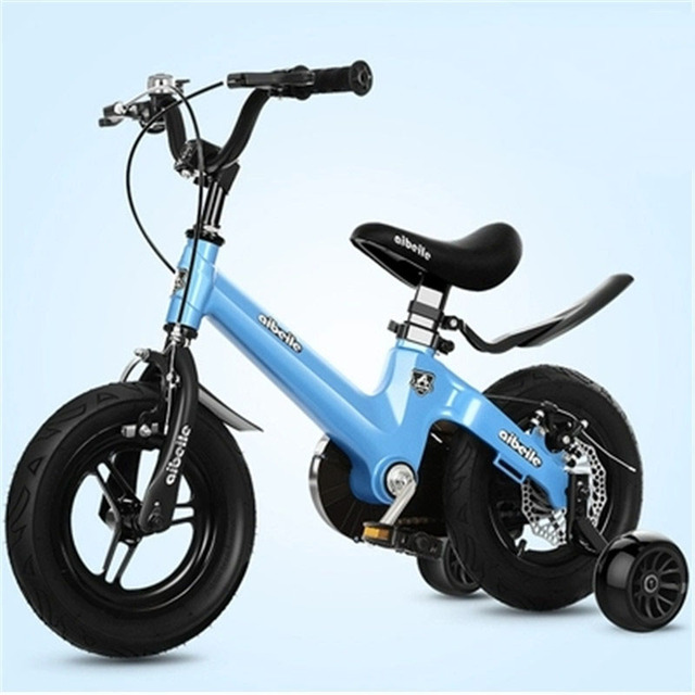 "12"" 14"" 16"" 18 "" Kids Bike Children's bicycle for 2-6 -8-10 Years old Boys Grils Ride kids Bicycle With Pedal kids walker"