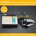 КОПИЯ SPI FLASH USB Программатор CH2015 + BGA24 в DIP8 Адаптер TFBGA24 для FLASH N25Q032A eeprom/AVR/ДАННЫХ FALSH Программист