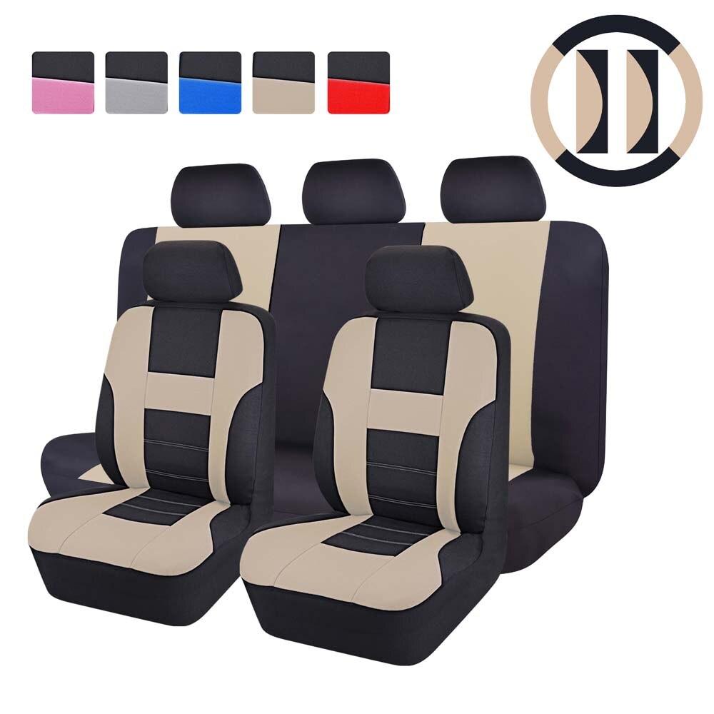 Car-Pass Automobies Innenraum Autositzbezüge mit - Auto-Innenausstattung und Zubehör
