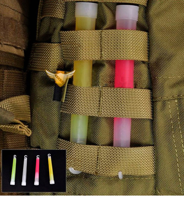 5pcslot Fluorescent Chemical Light Stick Party Outdoor Field Camping Emergency Lights Glow Stick Luminous Survival Signal (1)