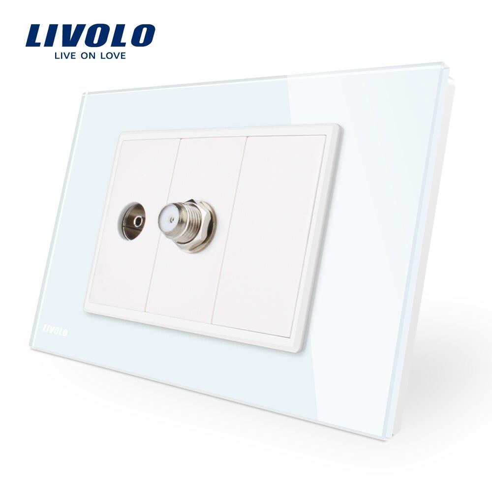 Aliexpress.com : Buy Livolo AU/US standard Luxury TV and
