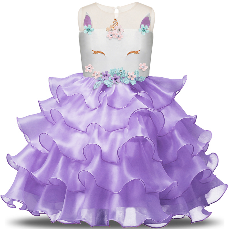 Princess Girl Tutu Dress Child Baby Clothing For Party Wedding Birthday Girl Vestidos Costume For Kids Children School Prom Gown flower girl dress for wedding party kids summer clothes children costume little princess girls clothing tutu baby prom ball gown