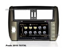 For Toyota Land Cruiser Prado J150 2010~2013 – Car GPS Navigation System + Radio TV DVD iPod BT 3G WIFI HD Screen Multimedia Sys