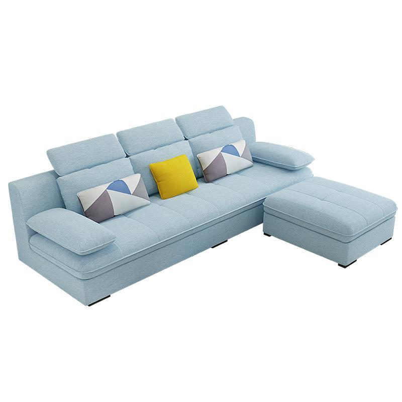 home sectional para mobili per la casa puff asiento pouf