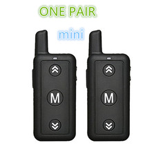 2PCS Toy Walkie Talkie Mini 16 Channels Leixen VV-