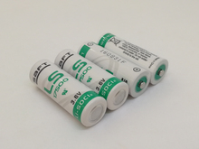 10PCS/LOT New Original SAFT LS17500 3.6V 1100MAH Lithium Battery 17500 PLC Batteries Made in France