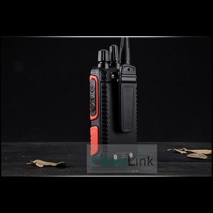Image 4 - חם 5W Baofeng bf 999s בתוספת Walkies Uhf רדיו 999(2) שתי דרך רדיו משדר לביטחון, מלון, בשר חזיר BF999s עדכון של 888s