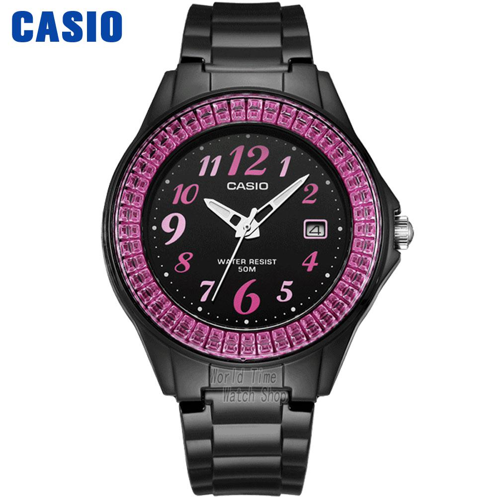 Casio watch Sweet fashion sports female student watch LX-500H-1B LX-500H-1E LX-500H-2B LX-500H-4E LX-500H-7B LX-500H-7B2 casio cpw 500h 9a