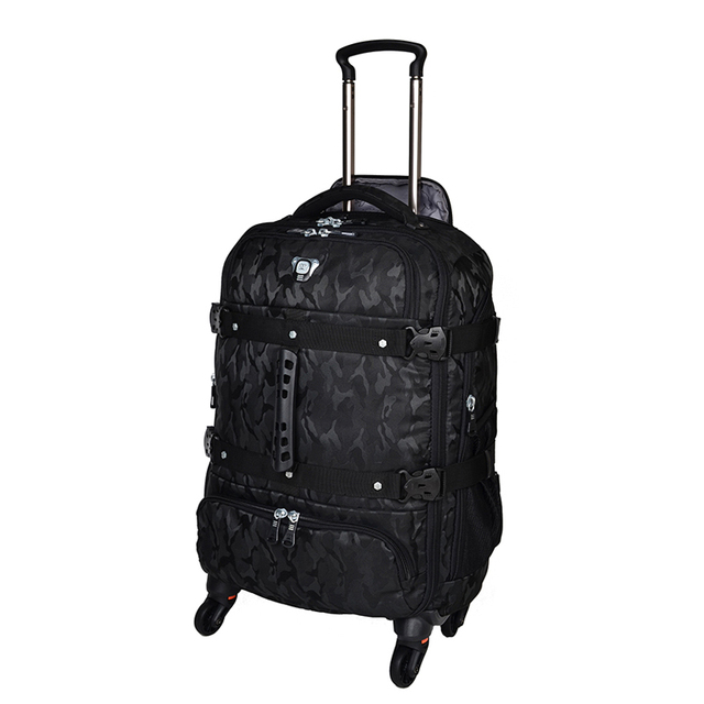 Aliexpress.com : Buy Oversized capacity, backpack, Trolley ,26 ...