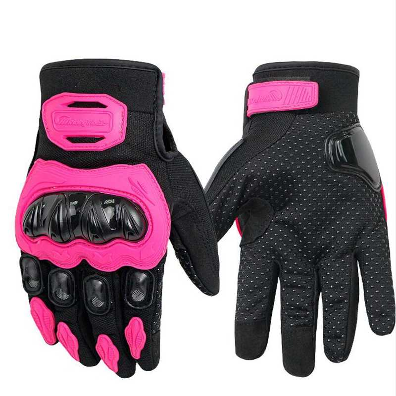 PRO-BIKER Motorcycle Gloves Full Finger Motorcross Dirt Racing Offroad ATV Riding Scooter Guantes Motocicleta Moto Glove MCS-21