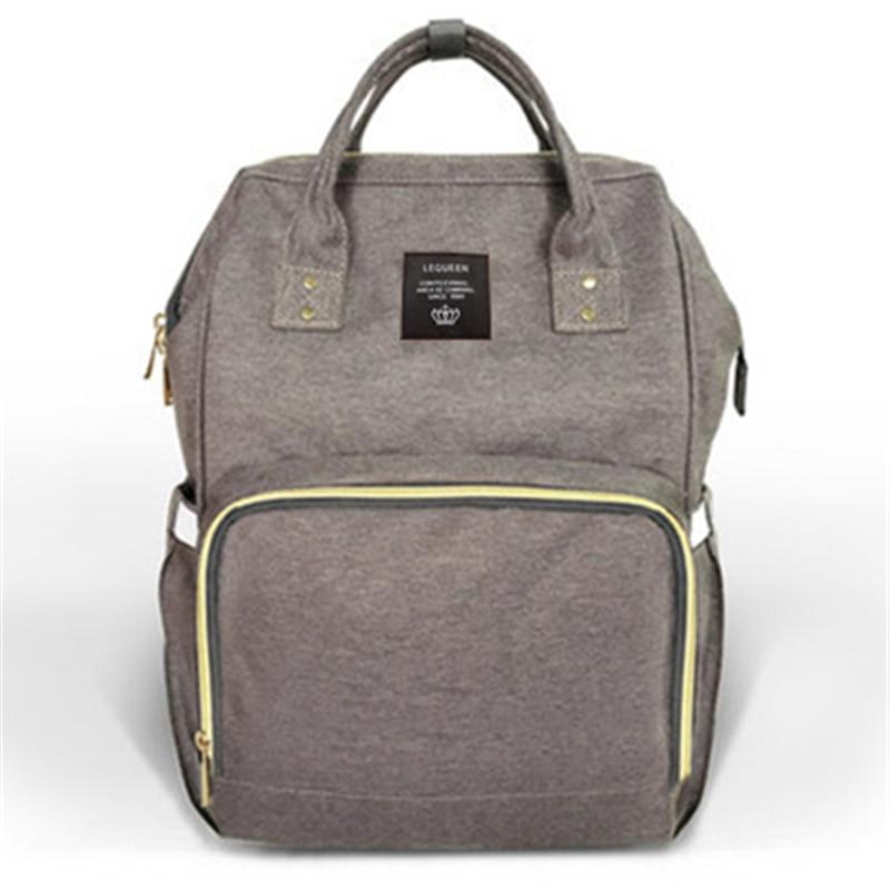 HTB190T0oSBYBeNjy0Feq6znmFXae 23 Colors Fashion Mummy Maternity Nappy Bag Large Capacity Baby Diaper Bag Travel Backpack Designer Nursing Bag for Baby Care