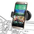 Cell Mobile Phone Holder Car Windshield Sucker Mount Bracket Stand 360 Degree Rotating For HTC One 2 M8 HTC One+
